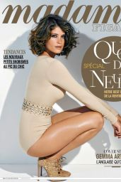 Gemma Arterton - Madame Figaro Magazine (France) August 2014 Issue