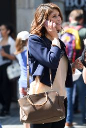 Gemma Arterton - Out in Chelsea - August 2014