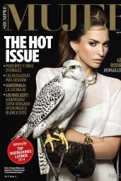 Genesis Rodriguez - Siempre Mujer Magazine - September 2014 Issue