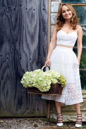 Giada De Laurentiis - Hamptons Magazine September 2014 Issue