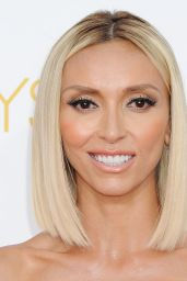 Giuliana Rancic – 2014 Primetime Emmy Awards in Los Angeles