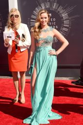 Greer Grammer - 2014 MTV Video Music Awards in Inglewood