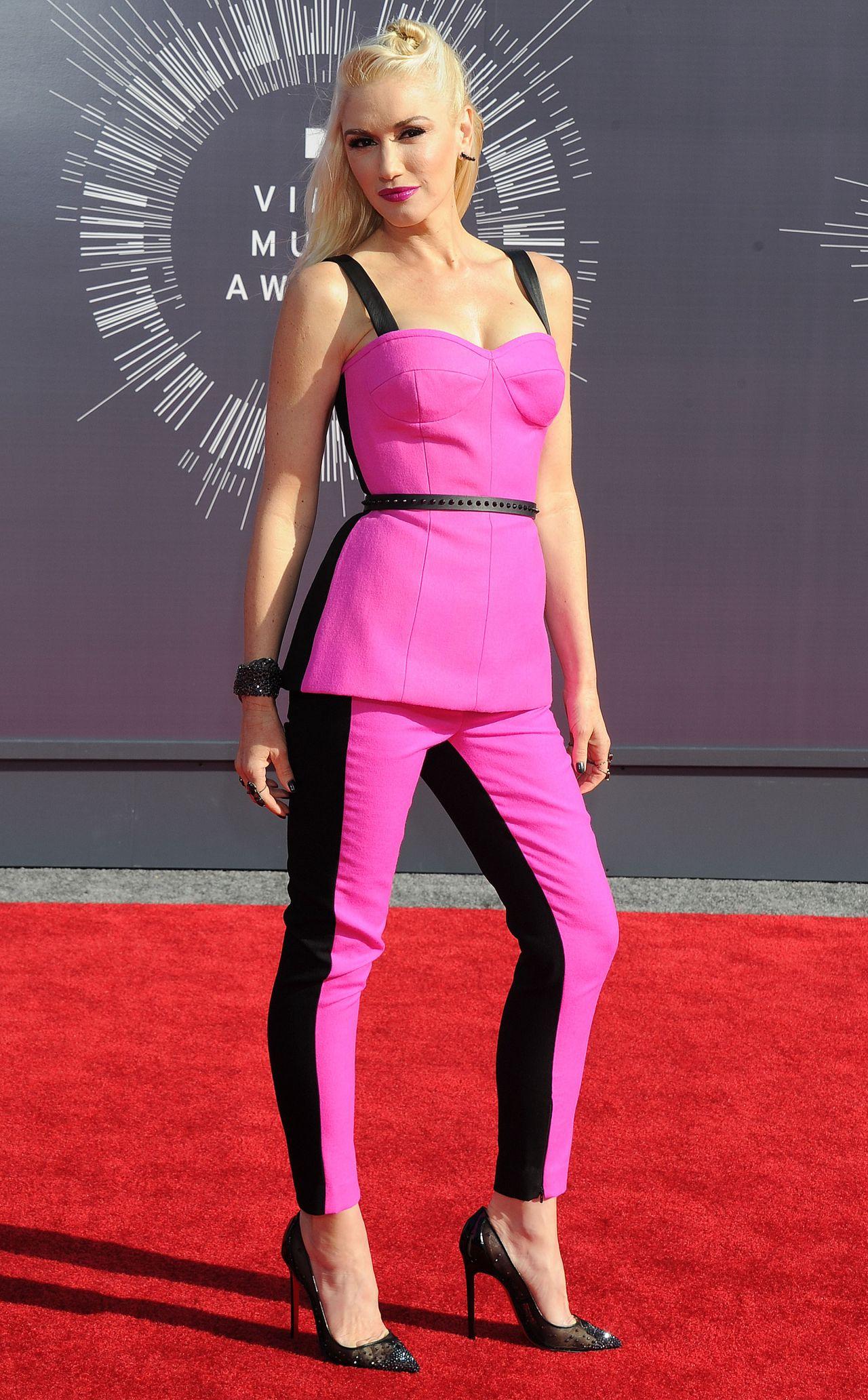 Gwen Stefani - 2014 MT... Gwen Stefani Song