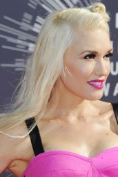 Gwen Stefani - 2014 MTV Video Music Awards in Inglewood