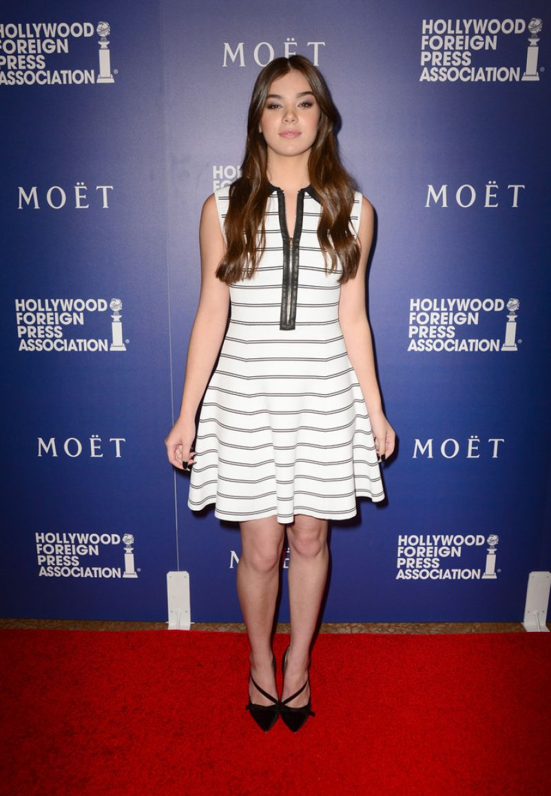 Hailee Steinfeld 2014 Hollywood Foreign Press
