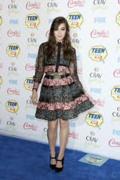 Hailee Steinfeld – Teen Choice Awards 2014 in Los Angeles
