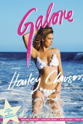 Hailey Clauson - Galore Magazine Summer 2014 Issue