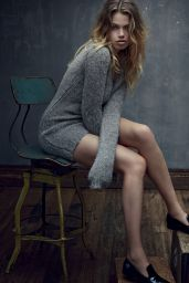 Hailey Clauson Photoshoot for Vogue Magazine (Spain) - September 2014