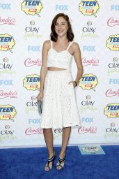 Haley Ramm – Teen Choice Awards 2014 in Los Angeles
