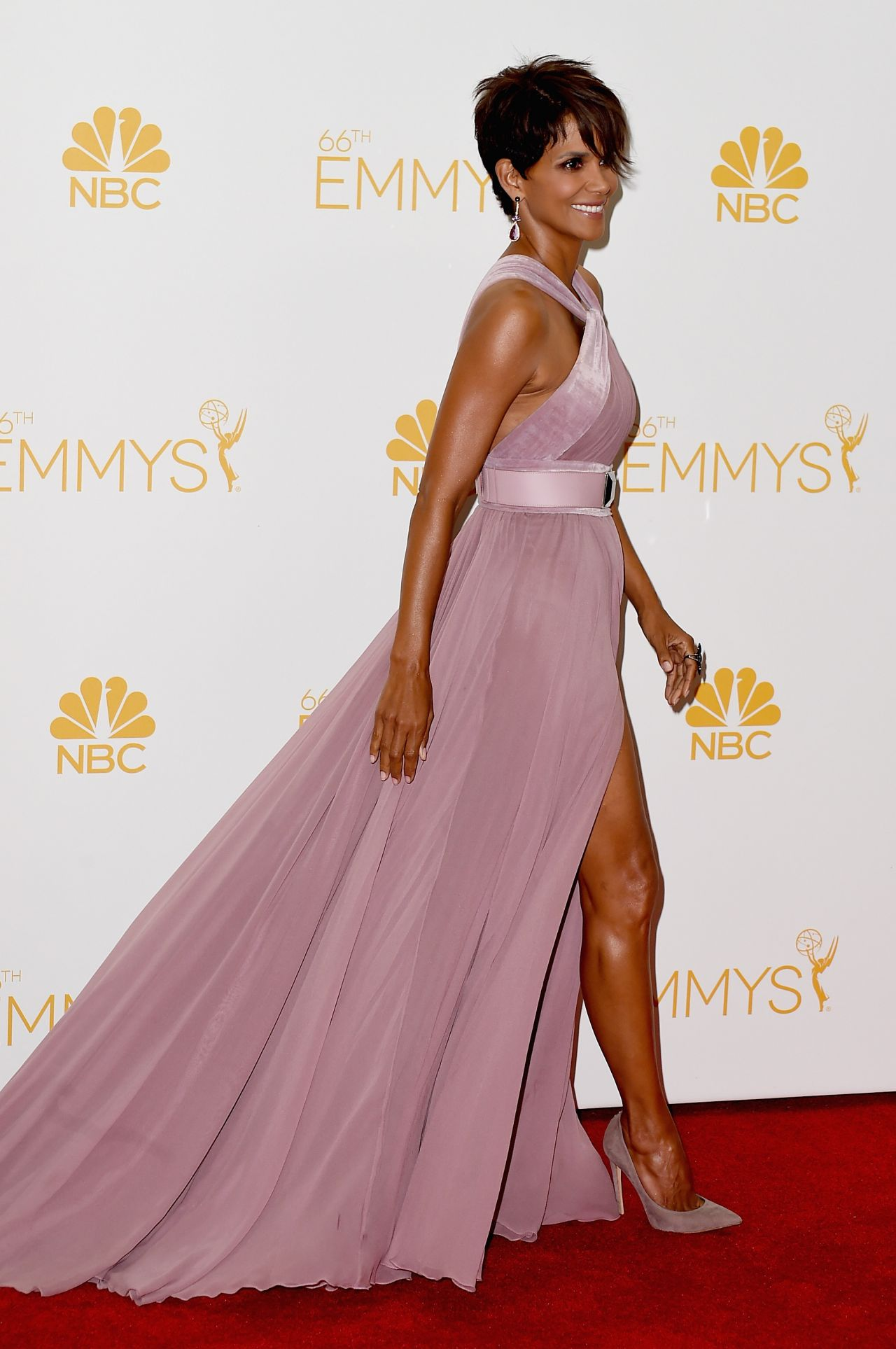 Halle Berry  2014 Primetime Emmy Awards In Los Angeles-9827