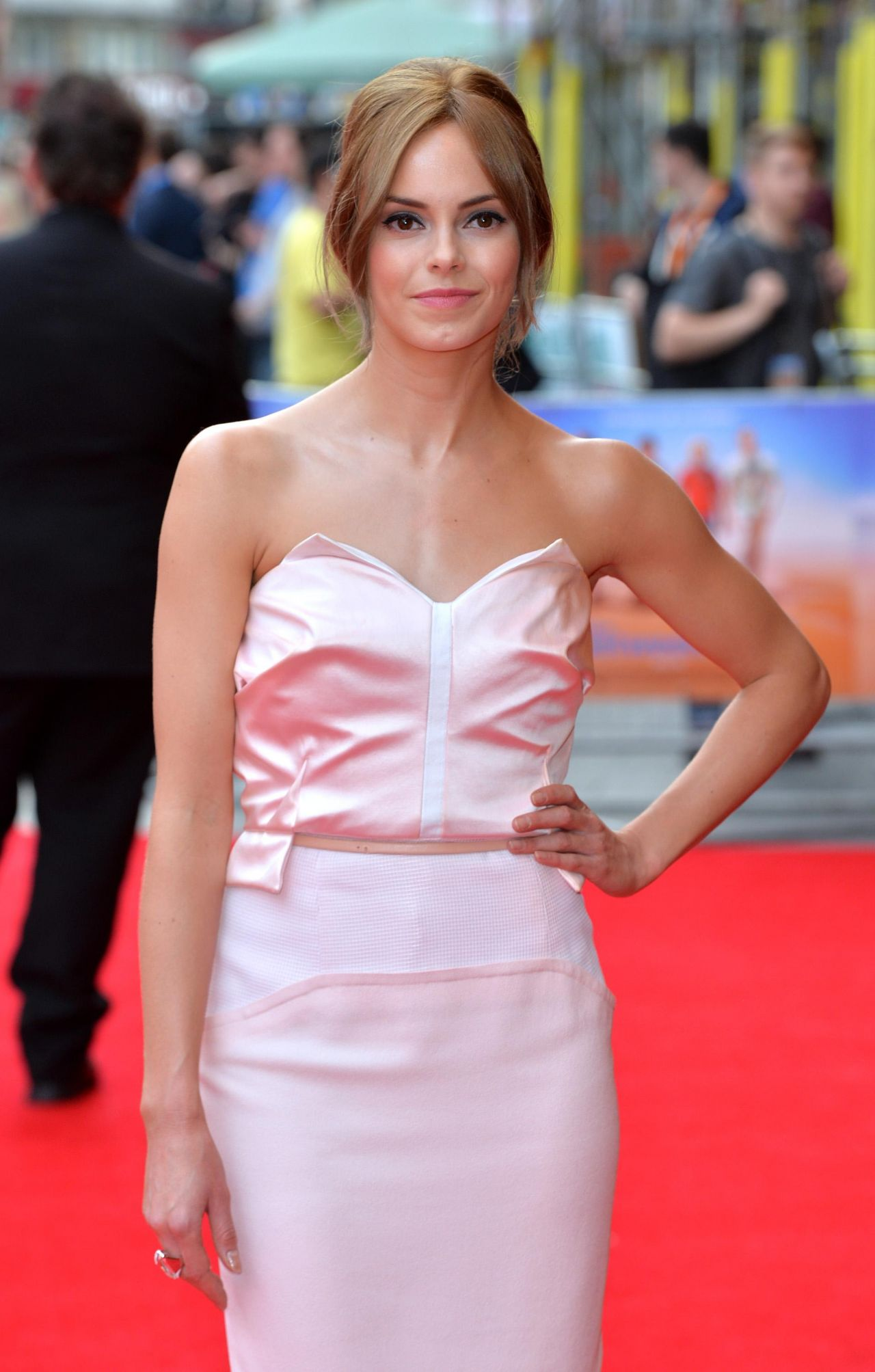 Hannah Tointon - 'The Inbetweeners 2' Premiere in London