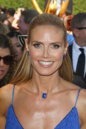 Heidi Klum - 2014 Creative Arts Emmy Awards in Los Angeles