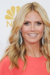 Heidi Klum - 2014 Primetime Emmy Awards in Los Angeles