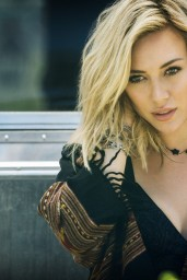 Hilary Duff – 'Chasing The Sun' Photoshoot 2014