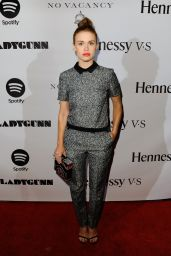 Holland Roden - Ladygunn #9 Magazine Issue Launch in Los Angeles