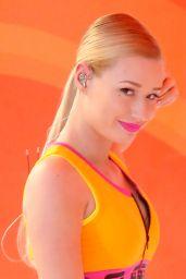 Iggy Azalea - Performs on NBC