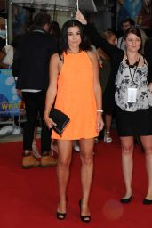Imogen Thomas – 'What If' Premiere in London