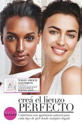 Irina Shayk - AVON Argentina Advertisement (2014)