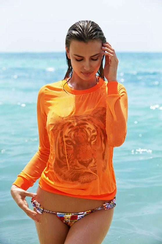 Irina Shayk Bikini Photoshoot