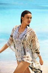 Irina Shayk Bikini Photoshoot - Agua Bendita 2015