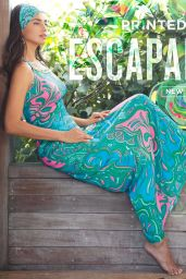 Irina Shayk - Lilly Pulitzer Fall 2014