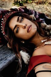 Irina Shayk - Vogue Magazine (Brazil) - August 2014 Issue