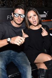 Italia Ricci – PUMA Celebrating the Brand's New Forever Faster Campaign – August 2014