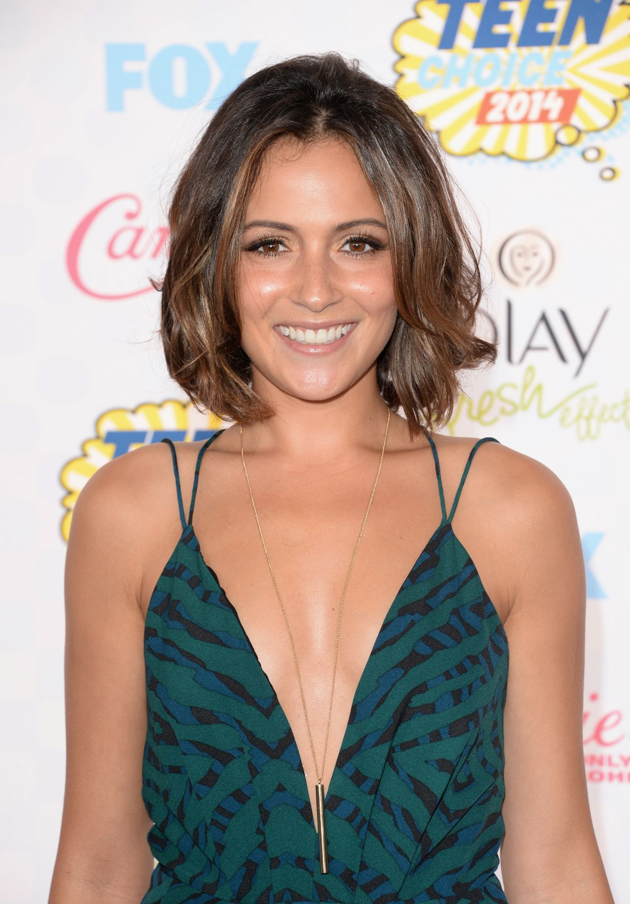 Italia Ricci – Teen Choice Awards 2014 in Los Angeles