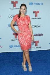 Ivette Machin – 2014 Telemundo's Premios Tu Mundo Awards