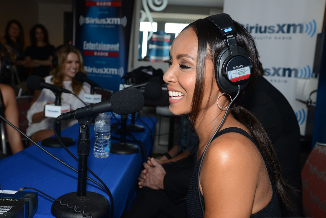 Jada Pinkett Smith - SiriusXM Broadcasts from SDCC 2014