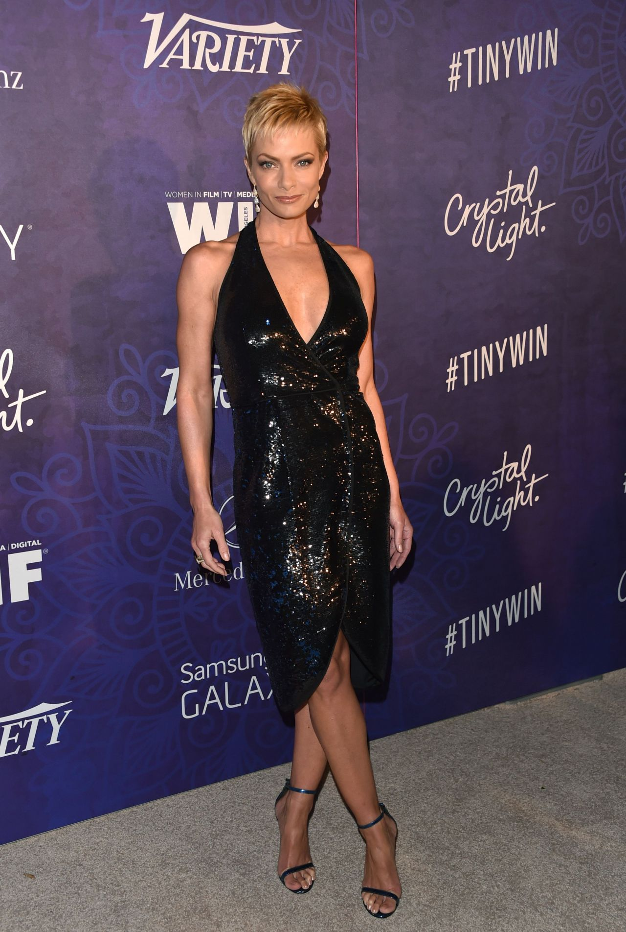 Jaime Pressly – Variety and Women in Film Emmy 2014 Nominee Celebration in West Hollywood