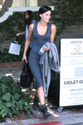 Jaimie Alexander - Out in Los Angeles, August 2014