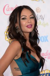 Janel Parrish – Teen Choice Awards 2014 in Los Angeles