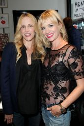 January Jones - Violet Grey and Cassandra Huysentruyt Grey Hosted Event in Los Angeles