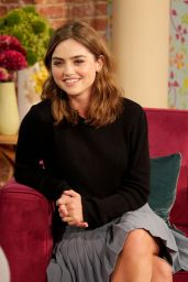 Jenna-Louise Coleman Appeared On iTV