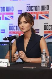 Jenna-Louise Coleman at