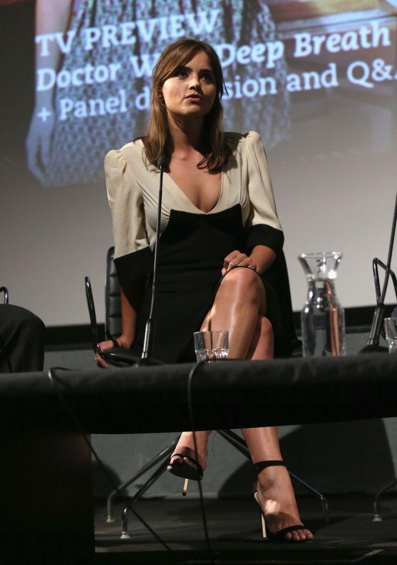 Jenna Louise Coleman -