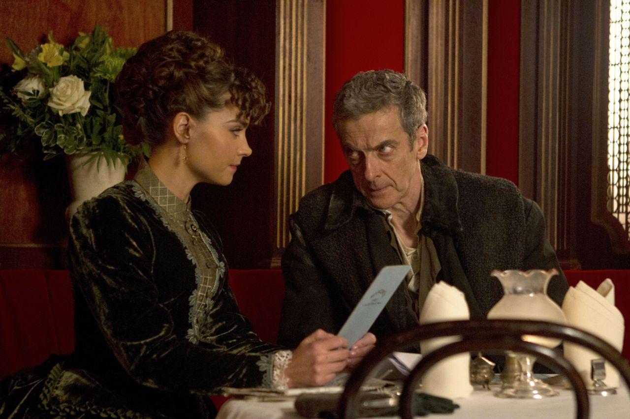 «Доктор Кто: Глубокий Вдох» — 2014