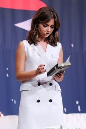 Jenna-Louise Coleman – 'Doctor Who' World Tour in Seoul, Korea