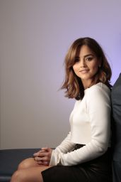 Jenna-Louise Coleman - Los Angeles Times Magazine Photoshoot - August 2014