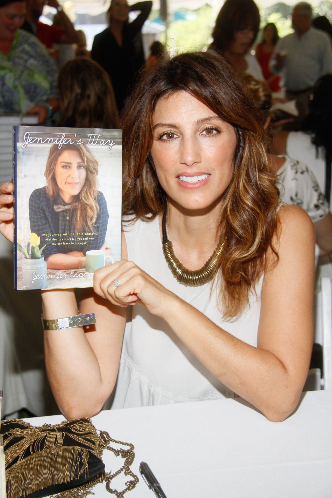 Jennifer Esposito - East Hampton Library