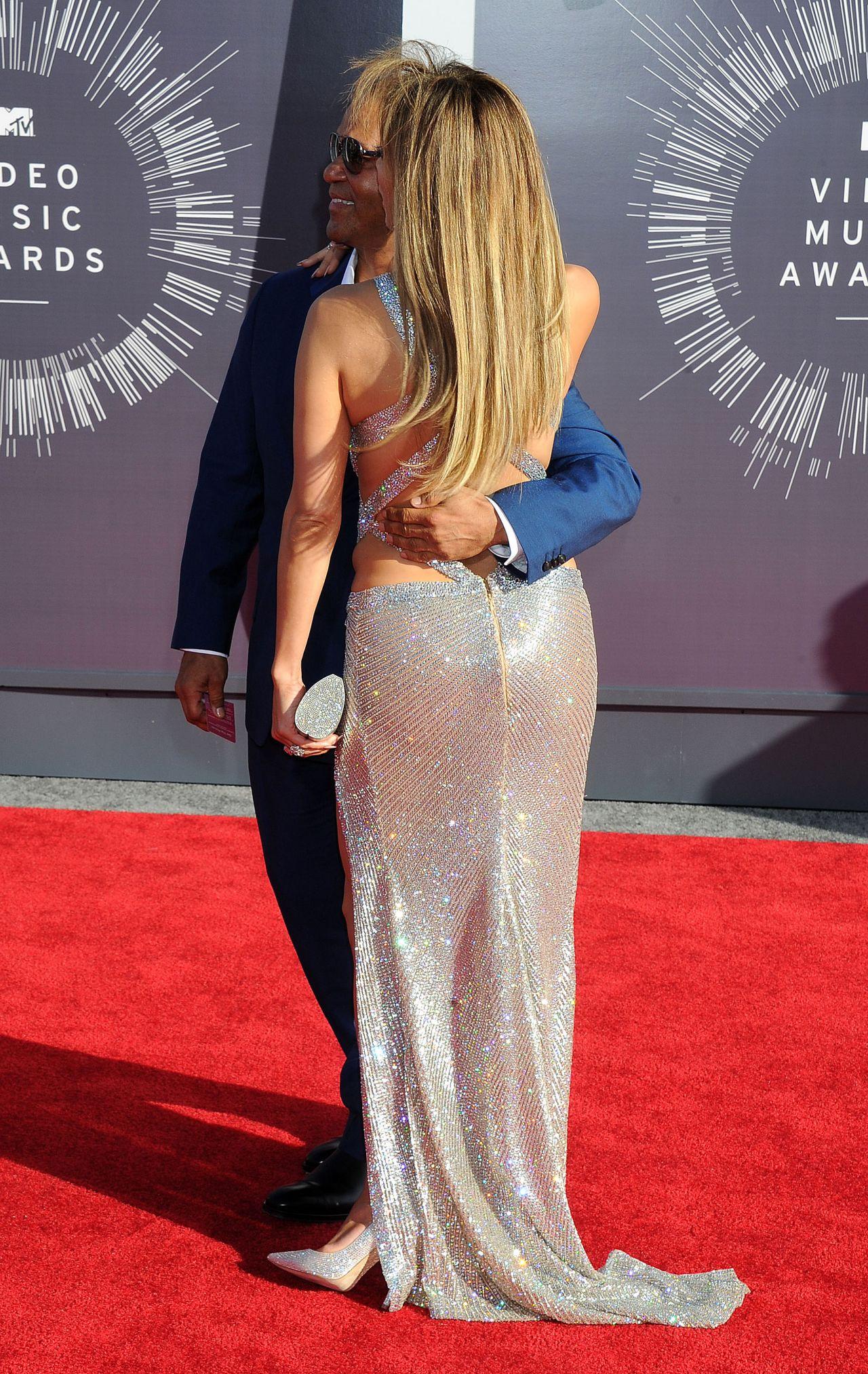 Jennifer Lopez MTV Awards Dress