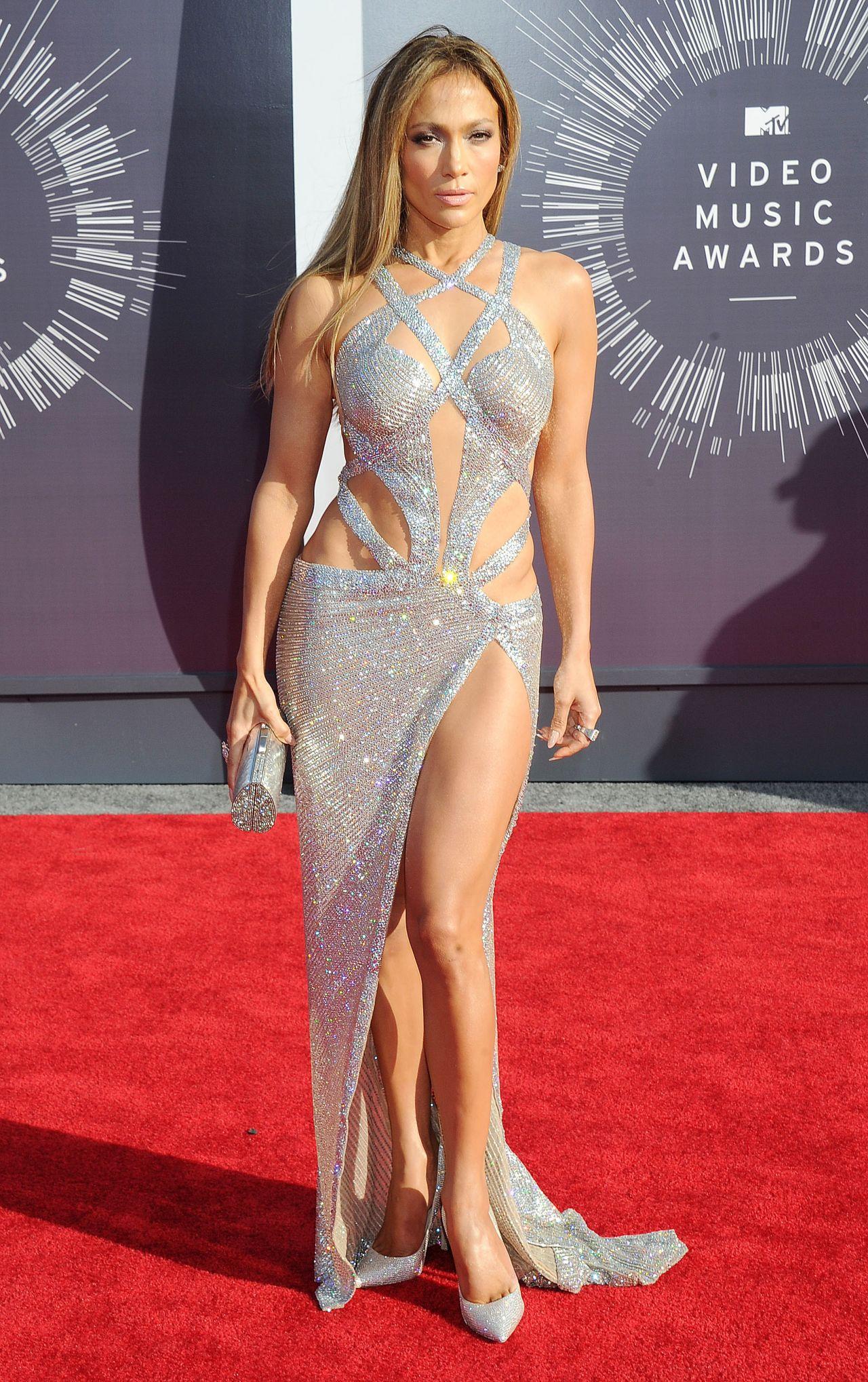 Jennifer Lopez MTV Music Awards 2014