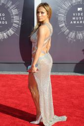 Jennifer Lopez - 2014 MTV Video Music Awards in Inglewood