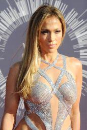 Jennifer Lopez - 2014 MTV Video Music Awards in Inglewood