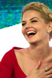 Jennifer Morrison – Bad Ass Women Panel at SDCC 2014
