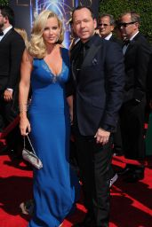 Jenny McCarthy - 2014 Creative Arts Emmy Awards in Los Angeles