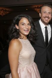 Jenny Slate at HFPA Grants Banquet - August 2014