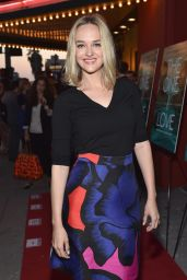 Jess Weixler – 'The One I Love' Premiere in Los Angeles