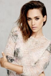 Jessica Alba - Photoshoot for Marie Claire Magazine - September 2014